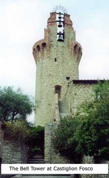 The Bell Tower at Castglion Fosco